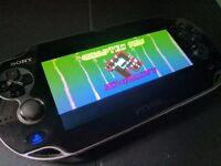 PlayStation Vita + 16gb card