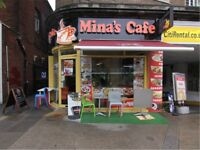Excellent Shop For Sale - Running Business - £10,750 Rent, NO RATE - Swiss Cottage Station