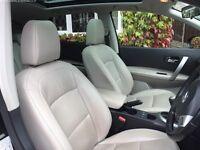 URGENT Nissan Qashqai 1.5 dCi Tekna 2WD 5dr FDSH-Sat Nav-PanRoof -R/Cam