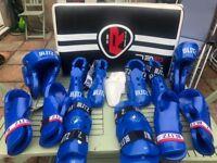 Taekwondo Junior Pads and Strike/Kick Shield
