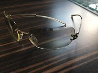 Gucci vintage sunglasses light tint. Genuine with original box