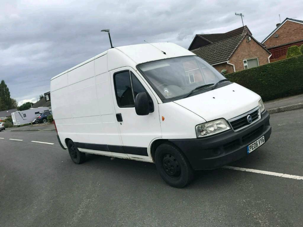 2006 fiat ducato 2.8 jtd maxi drives superb | in bawtry, south