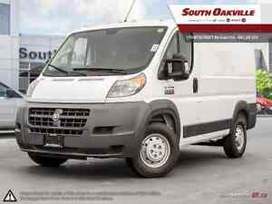 2018 Ram ProMaster 1500 Low Roof 118 in. WB | INTERIOR CONVENIEN