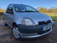 Toyota Yaris 1.0 16v VVTi GS 3 Door