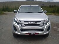 Brand New Isuzu D-Max Eiger Double Cab Pick Up 1.9T - 5 Year/125,000 Mile Warranty - LIX TOLL GARAGE