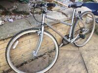 Vintage Raleigh Trail 1000 bicycle Bike