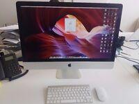 Apple Mac 3.4 GHz Intel Core i7 16GB Memory 27 inch