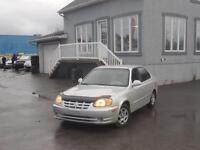 2003 Hyundai Accent GL ++93 000KM SEULEMENT++