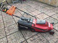 Mountfield Princess Electric Lawm Mower for sale good working order