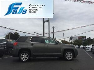 2012 GMC Terrain SLE-1, FWD, LOCAL TRADE, 17 ALLOYS