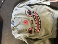 Drop dead jumper