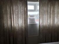 Laura Ashley Josette curtains and cushion