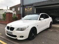BMW 5 Series 2.5 525d SE 4dr M SPORT CONVERSION WITH REMAP
