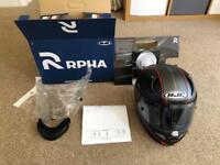 HJC RPHA11 Riberte Red Motorcycle Helmet Brand New! Size L