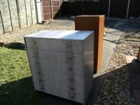 for sale WOODEN CHESTER DRAWS