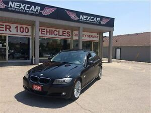 2011 BMW 3 Series 328XI AWD AUT0 LEATHER SUNROOF 107K