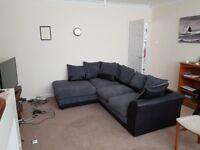 New corner sofa for sale.