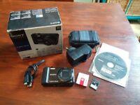 Sony DSCHX7V digital camera