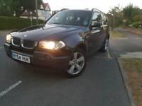 2005 BMW X3 D Sport