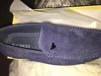 Men's Armani loafer shoes size 11