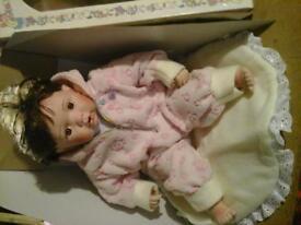 baby porcelian doll