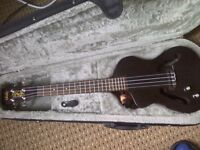 Eleuke LTJ100-PHP Ukulele Lefty + hard case + books