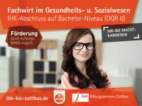 Geprüfter Fachwirt im Gesundheits- und Sozialwesen Brandenburg - Cottbus Vorschau
