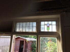 Lead Light Top Light - Back Room
