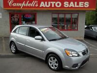 2011 Kia Rio5 EX HEATED SEATS!! AIR!! CRUISE!! PW PL NEWLY INSPE