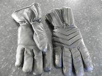 biker gloves small
