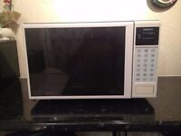 matsui microwave in good clean condition (powerful)
