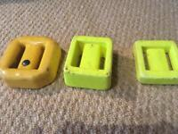 Scuba diving weights for sale