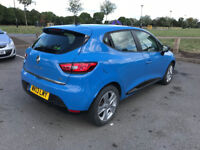 2013 renault clio d-que m-nav energy tce ss,12 month mot low mileage only 29440 done