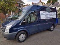 Need A Van? I'm Your Man. Belfast
