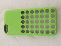 iPhone 5c Apple Cover (Green)