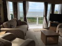 Luxury Private Static Caravan For Sale In Weymouth Dorset South West Excellent sea views