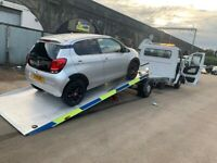 BREAKDOWN RECOVERY / CAR TOWING - INSTANT DISPATCH 24/7 - SPEEDY, CHEAP - LONDON and UK