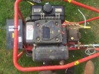 Diesel jet wash pressure wash