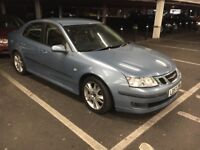 Saab 9-3 1.9 diesel. 150hp sat nav leather interiour.