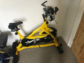 Trixter X Bike 1000 Exercise Bike