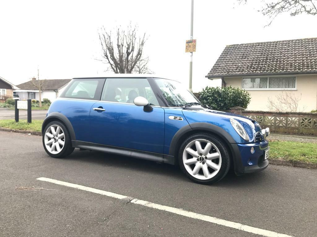 Stunning Mini Cooper S Facelift Low Mileage In Waterlooville