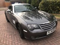 2004 CHRYSLER CROSSFIRE 3.2 V6 Coupe Automatic full heated leather 12 month mot