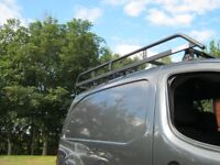 Rhino Roofrack for Peugeot Partner Van (2008 onwards)