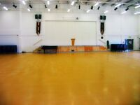 Halls for Hire at YGCR - Contact us for pricing PER HOUR!
