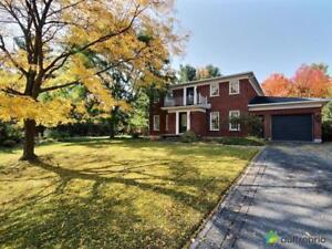 449 000$ - Maison 2 étages à vendre à Granby