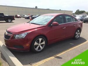 2011 Chevrolet Cruze **Low kms!  Sunroof!**
