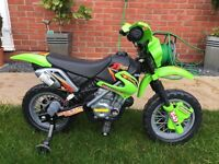 Maplin Elextric Motorbike