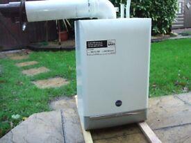 Condensing Boiler - Baxi Solo 18 HE A