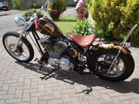 For Sale Show Winning Harley Davidson Sportster Chopper/Bobber