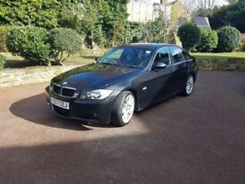 BMW 3 series 318D M sport Excellent condition New MOT and full service low miles for age! 86k